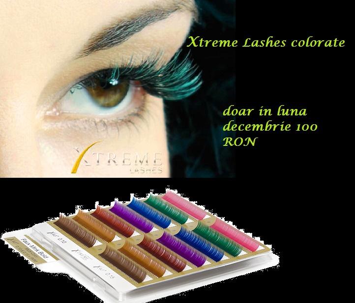 #Extensii gene colorate